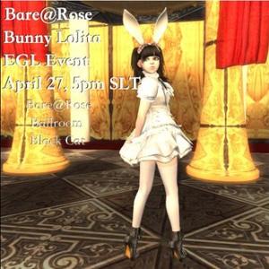 BareRose EGL Event