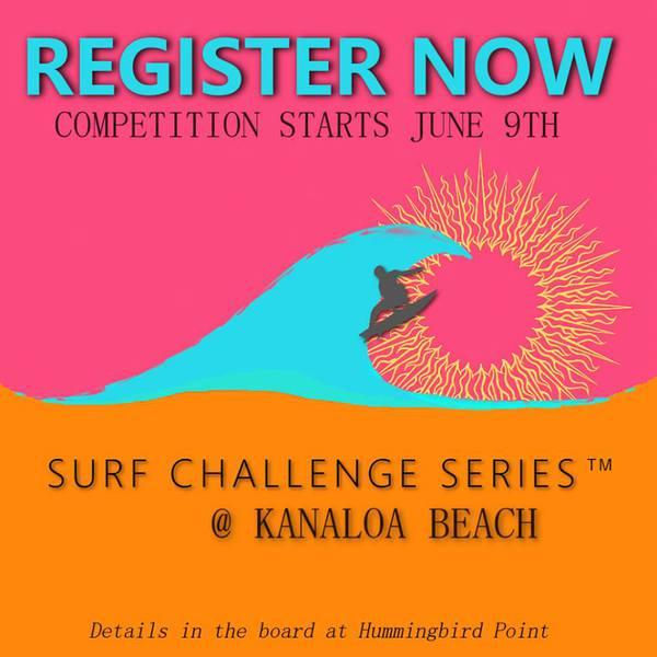 Surf Challenge!