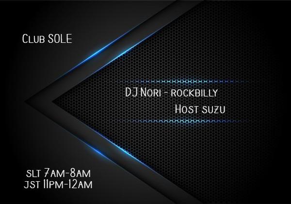 今夜23:00 Sole Live ・・・