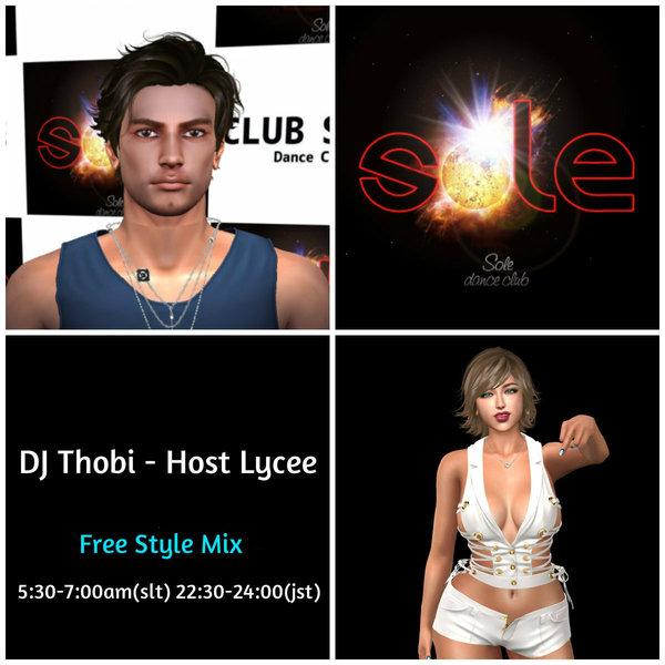 今夜22:30 Sole Live ・・・