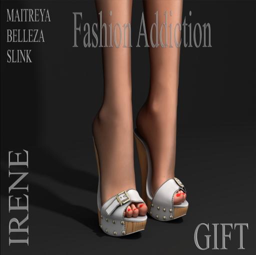 """Fashion Addiction""さ・・・"
