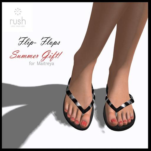 【Gift】女の子も夏は・・・