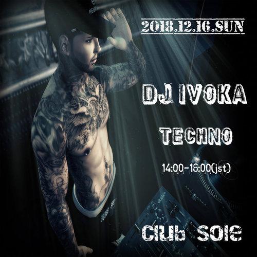 12/16 CLUB SOLE TECHN・・・