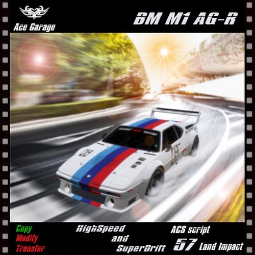 [A.G] BM M1 AG-R