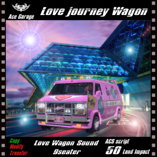 [A.G] Love journey Wagon