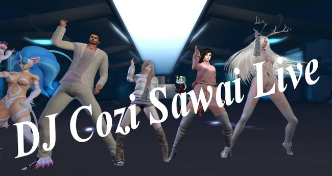 DJ Cozi Sawai 2017121・・・