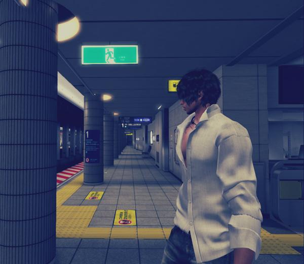 地下鉄がある街 - Mop・・・