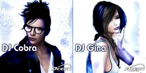 DJ こぶらん & DJ Gine・・・