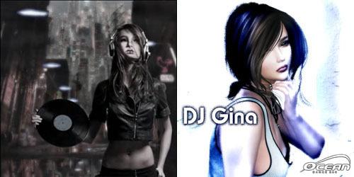 DJ KURISU & DJ Gina ★・・・