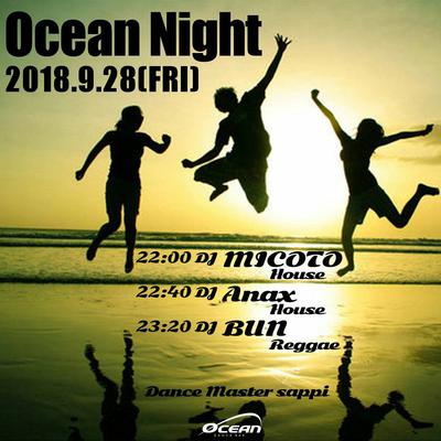 OCEAN NIGHT 9.28