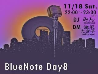 BlueNote Day DJ:みん ・・・