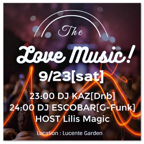 OPEN! DJ Kaz & DJ Es・・・