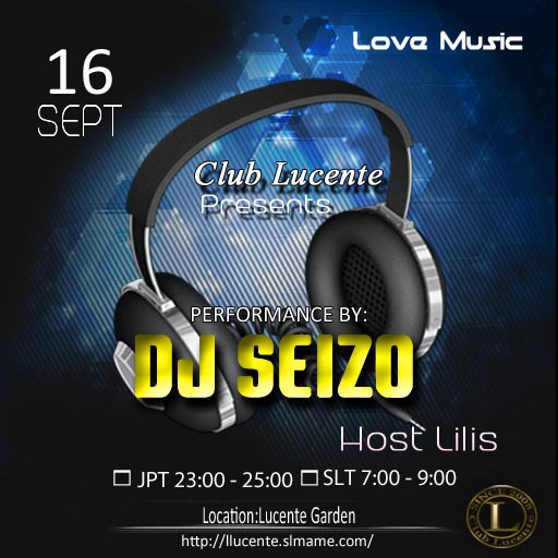 OPEN DJ Seizo 2時間・・・