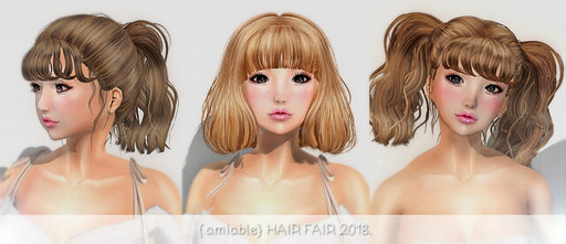 {amiable} New Hairs a・・・
