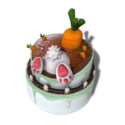 イースター♪ ケーキ( ◜・・・