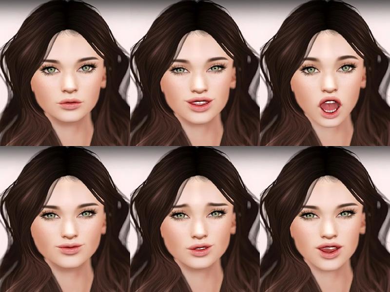 Facial explession