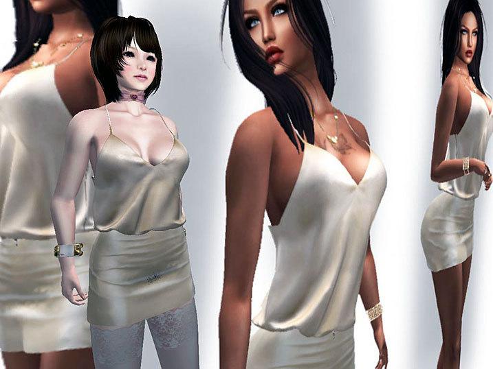 Res_Ambra Outfit Apri・・・